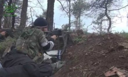 Syria Daily, April 5: Insurgents Retake Tower 45 in Latakia Offensive