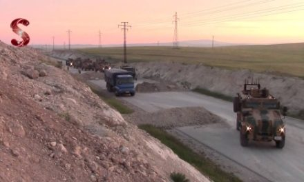 """Syria: Turkey Sends 1st Military Convoy — To """"Protect Historic Tomb"""" in Aleppo Province"""