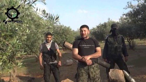 Syria Video: An Appeal from Insurgents in South About Weapons