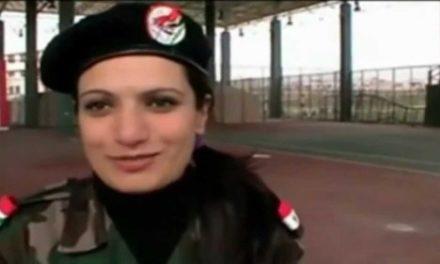 Syria Video: Women, Join the Militia!