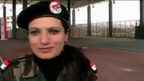Syria Video: Women, Join the Militia!