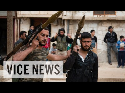 Syria Videos: The Syrian Revolutionary Front's PR Campaign