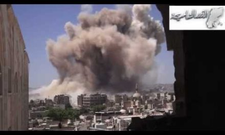 """Week Past, Week Ahead: Syria — Insurgents Gain in Aleppo and in Southwest in the """"Patchwork War"""""""