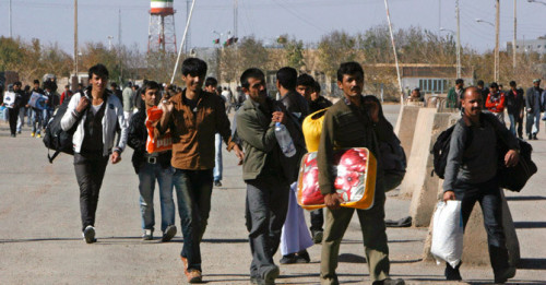 """Iran: Tehran Insists """"We Are Not Sending Afghans to Fight in Syria"""""""