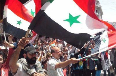 Week Past, Week Ahead: Syria — Regime PR Tries to Hide Its Problems
