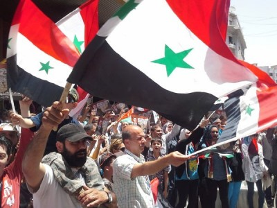 Week Past, Week Ahead: Syria — Regime PR Tries to Hide Its Problems
