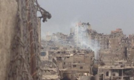 Syria in Images: The Devastation of Homs