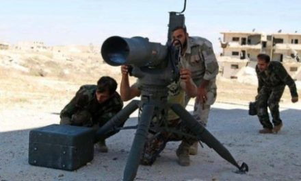 Syria Interview:  The Commander Who Received US-Made TOW Anti-Tank Missiles