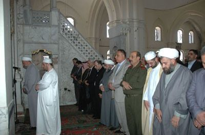 Syria Daily, May 17: Regime Proclaims Friday Prayer Unity in Homs