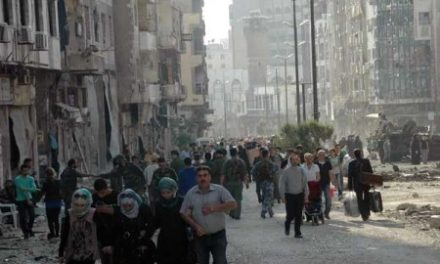 Syria Daily, May 10: Residents Return to Homs After Insurgents' Departure?