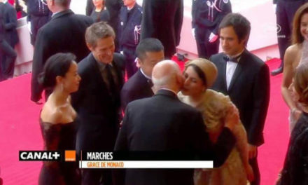 Iran: Leading Actress Hatami Forced to Apologize Over Cannes Kiss