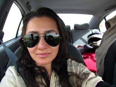 IRAN WOMAN WITHOUT HIJAB 1