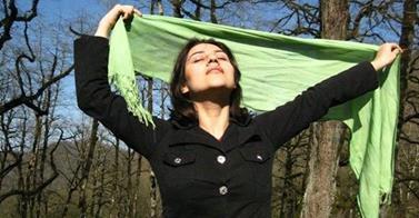 IRAN WOMAN WITHOUT HIJAB 6