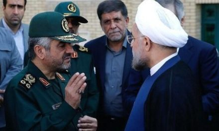 Iran Daily: Revolutionary Guards Continue Battle v. Government