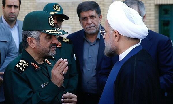 Iran Daily: Revolutionary Guards Blame Iranians for Electing Rouhani
