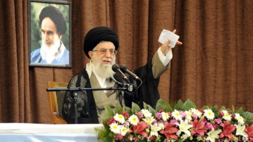 "Iran Daily, May 1: Supreme Leader ""Bullying Powers Will Respect Us"""