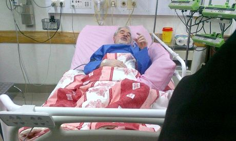 Iran Picture: Detained Opposition Leader Mousavi in Hospital