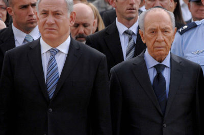 "Israel: President Peres ""PM Netanyahu Blocked Palestine Peace Deal in 2011"""