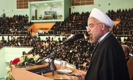 "Iran Daily, May 2: Rouhani to Workers ""I Am Determined to Lift Sanctions"""