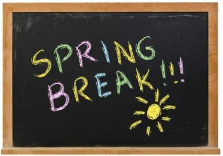 EA's Spring Break