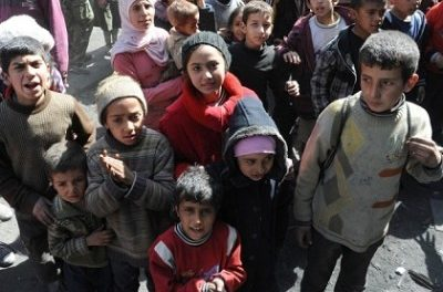 Syria: Squandering Humanity — Economic and Social Costs of the Conflict