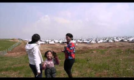 "Syria Video: The Refugees Who Danced to Pharrell Williams' ""Happy"""