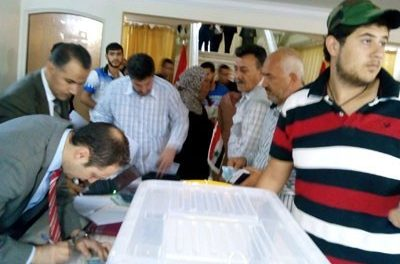 "Syria Daily, May 28: Presidential Vote Begins as Assad Regime ""Teaches World Democracy"""