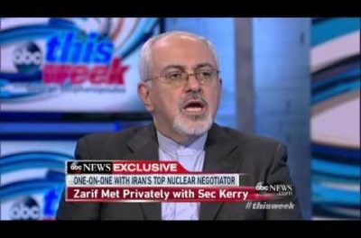 """Iran: Is Zarif Withdrawing Comments About Holocaust as """"Genocide"""" & """"Heinous Crime""""?"""