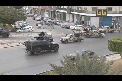 "Libya: Gunmen Attack and ""Suspend"" Parliament"