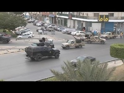 "Libya: Gunmen Attack and ""Suspend"" Parliament"