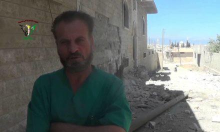 Syria Audio: Doctor Describes Latest Chlorine Attacks by Assad Regime
