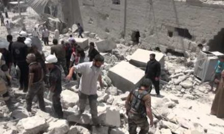 Syria Daily, May 31: Another 96 Killed as Barrel Bombs Fall on Aleppo
