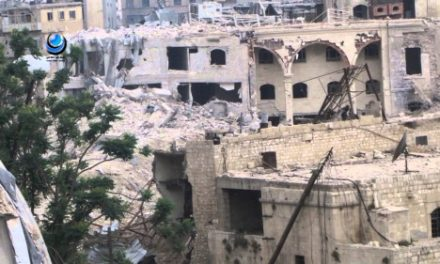 Syria Daily, May 9: Insurgents Strike Again in Aleppo