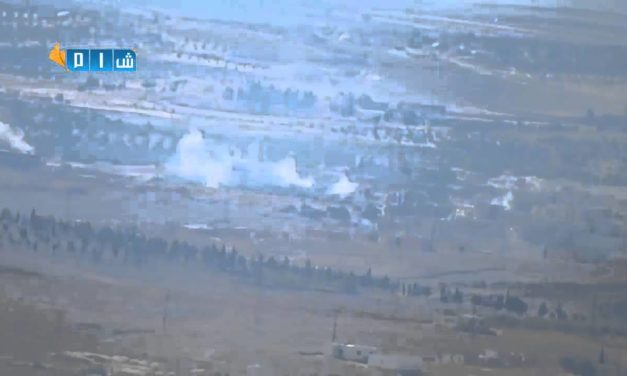 Syria Daily, May 22: Regime Bombs Across the Country