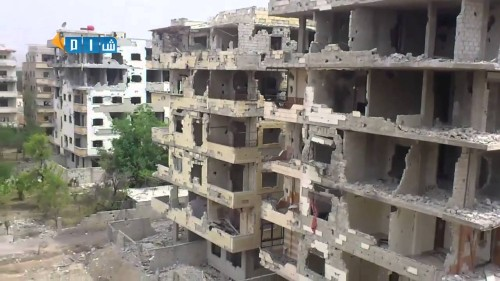 Syria Daily, May 6: Regime Seeks a Military Breakthrough near Damascus & Aleppo