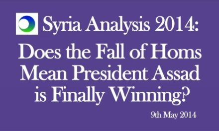 Syria: Does Fall of Homs Mean Assad is Winning?