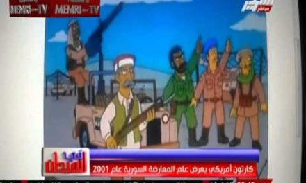 "Syria: How ""The Simpsons"" Proves The War is US Conspiracy"