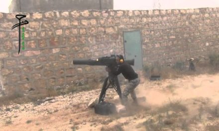 Syria: The 9 Insurgent Groups with US-Made TOW Anti-Tank Missiles