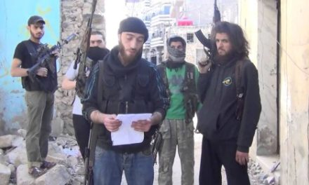 """Syria Video Satire: The """"Official Statement"""" on Insurgents in Homs — & How They Were Betrayed"""