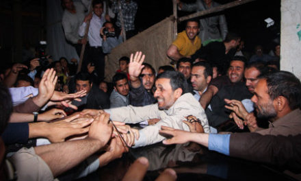 Iran Feature: An Ahmadinejad Comeback?