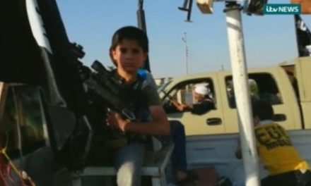 Iraq 1st-Hand: The 10-Year-Old Fighting for the Islamic State in Mosul