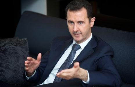 "Syria Feature: Assad Uses ""Charlie Hebdo"" Mass Killings To Proclaim His Fight Against ""Terrorism"""