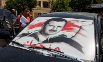 Syria Op-Ed: This Election is a Cruel Farce