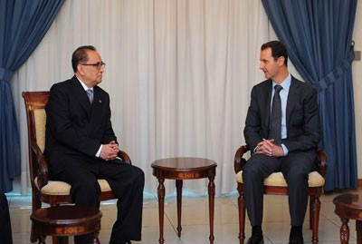 """Syria Daily, June 19: Assad Welcomes North Korea & """"Success Against Western Plots"""""""