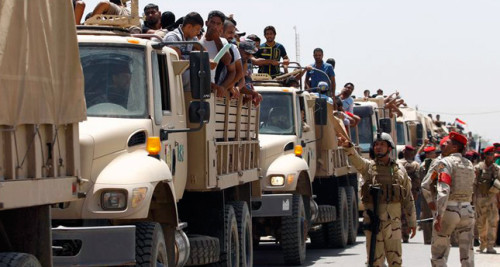 Iraq Daily, June 15: Baghdad Tries to Push Back Insurgents
