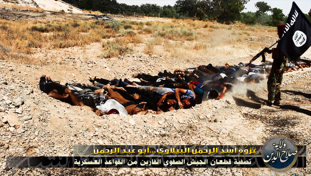 ISIS EXECUTIONS 1