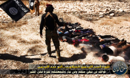 Iraq: Human Rights Watch — This is ISIS Mass Execution Site in Tikrit