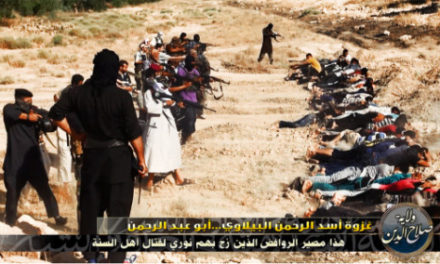 Iraq Daily, July 15: Amnesty Documents Executions by Islamic State and Iraqi Forces