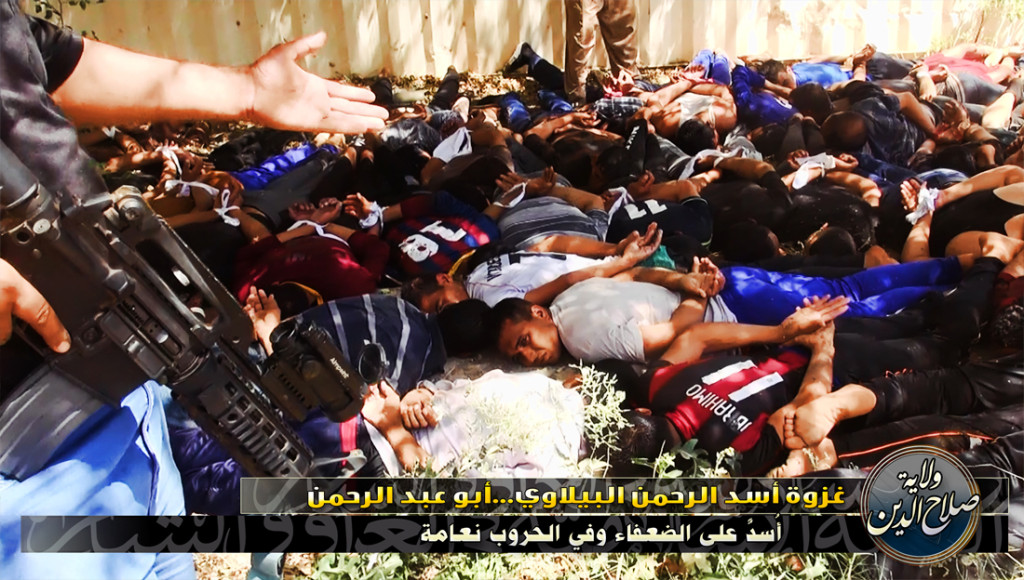 ISIS ROUNDUP OF DETAINEES 3