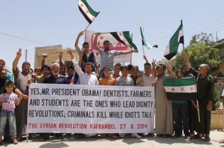 """Syria Special: US Tells Opposition """"You Will Never Defeat Assad"""" — Here's Why"""